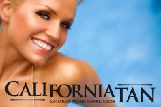 California Tan Lotions ans Skin Care products
